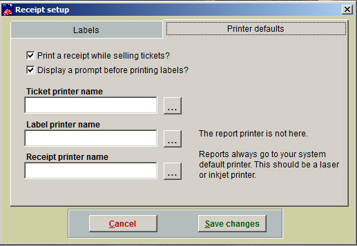 printer defaults 2