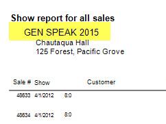 gen speak