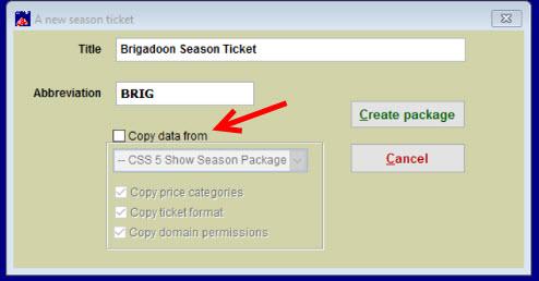 add season package 2