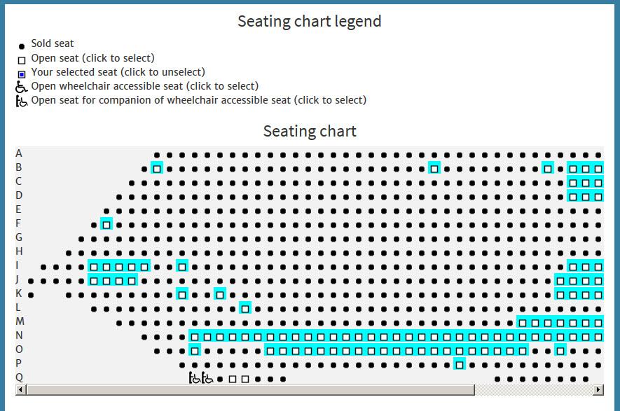 seating chart 2